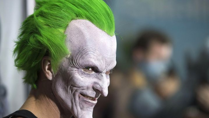 Comic-Con: Demogorgon trifft auf Joker