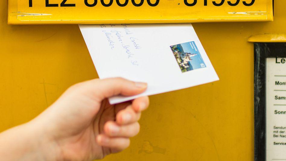 was kostet ein großbrief