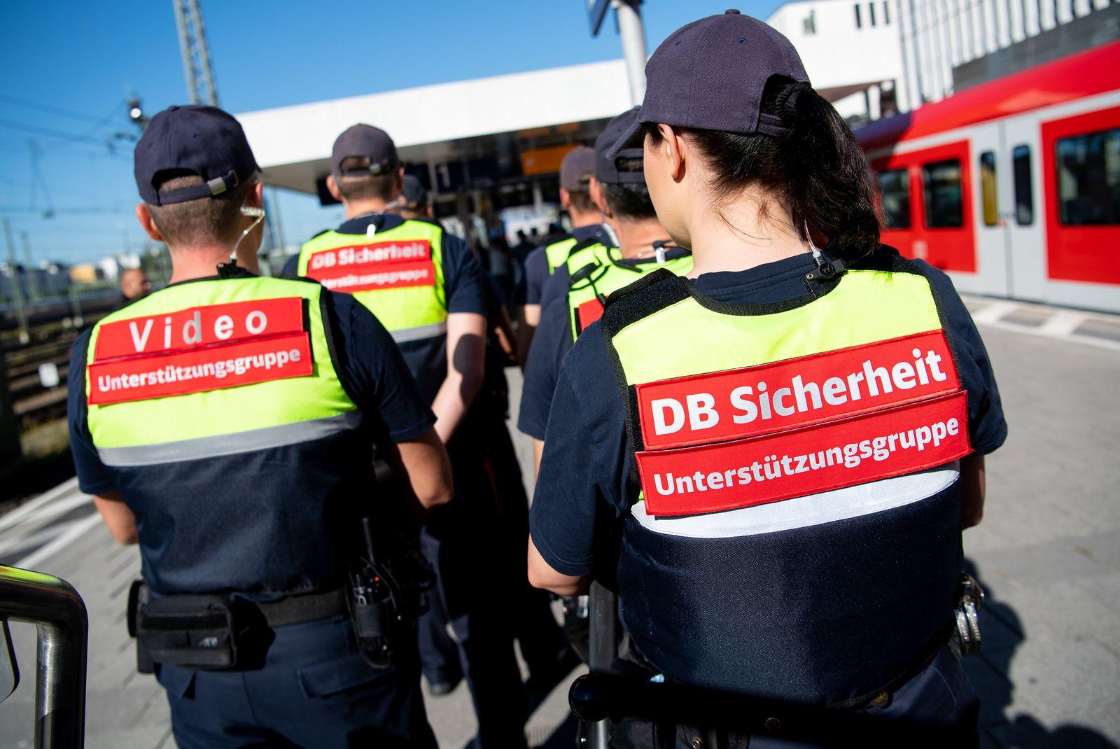 Deutsche Bahn stellt Konzept für das Oktoberfest vor