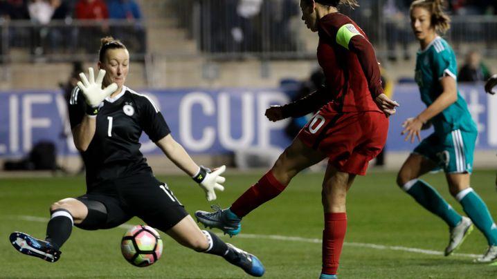 WM 2019: Das sind die 23 Spielerinnen im DFB-Kader