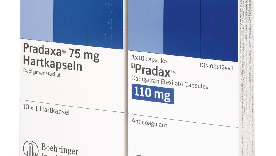 Pradaxa: Auch die Arzneimittelaufsicht soll Fehler gemacht haben