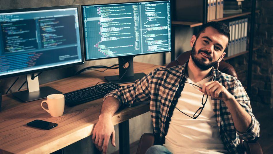 Quiz: Haben Sie das Zeug zum Programmierer?