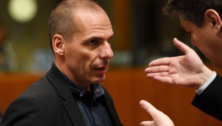 Gab sich bei Jauch als überzeugter Europäer: Giannis Varoufakis