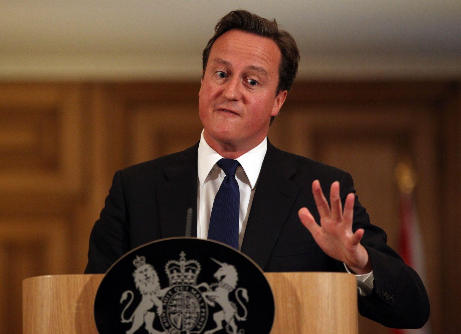 Flash David Cameron