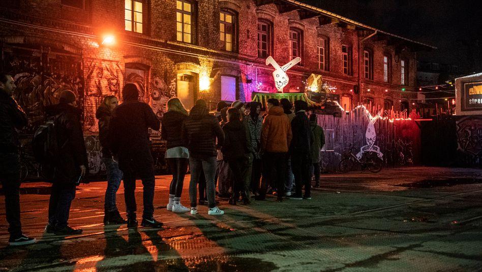 Club in Berlin Veranstaltungen werden abgesagt