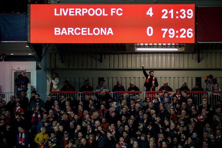 Anfield kann Spiele gewinnen