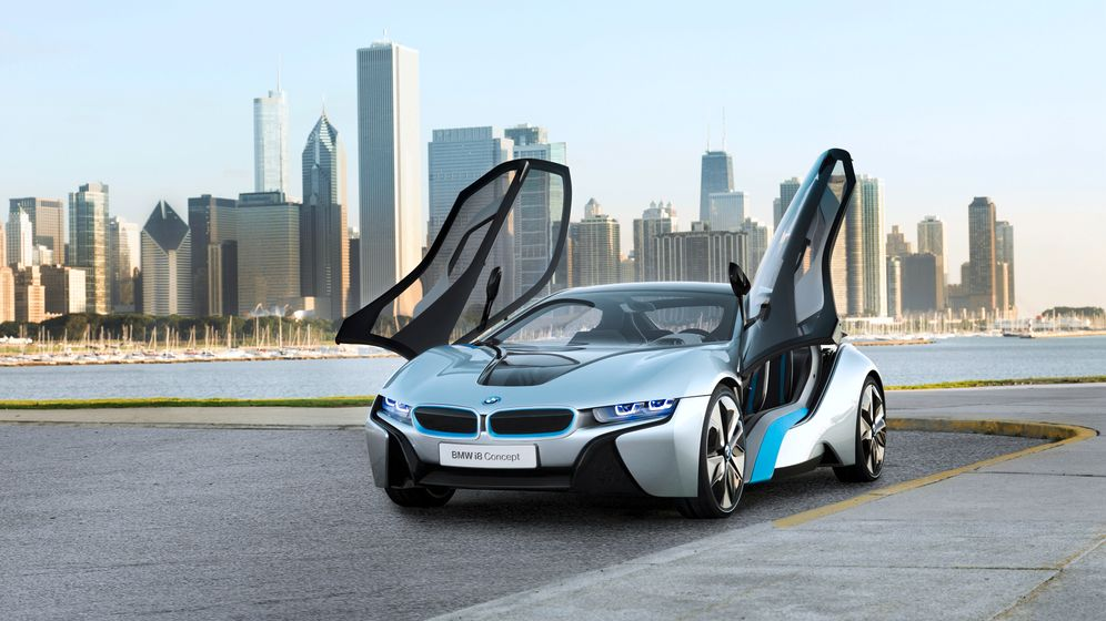 Photo Gallery: Electric Car Revolution Remains a Distant Prospect