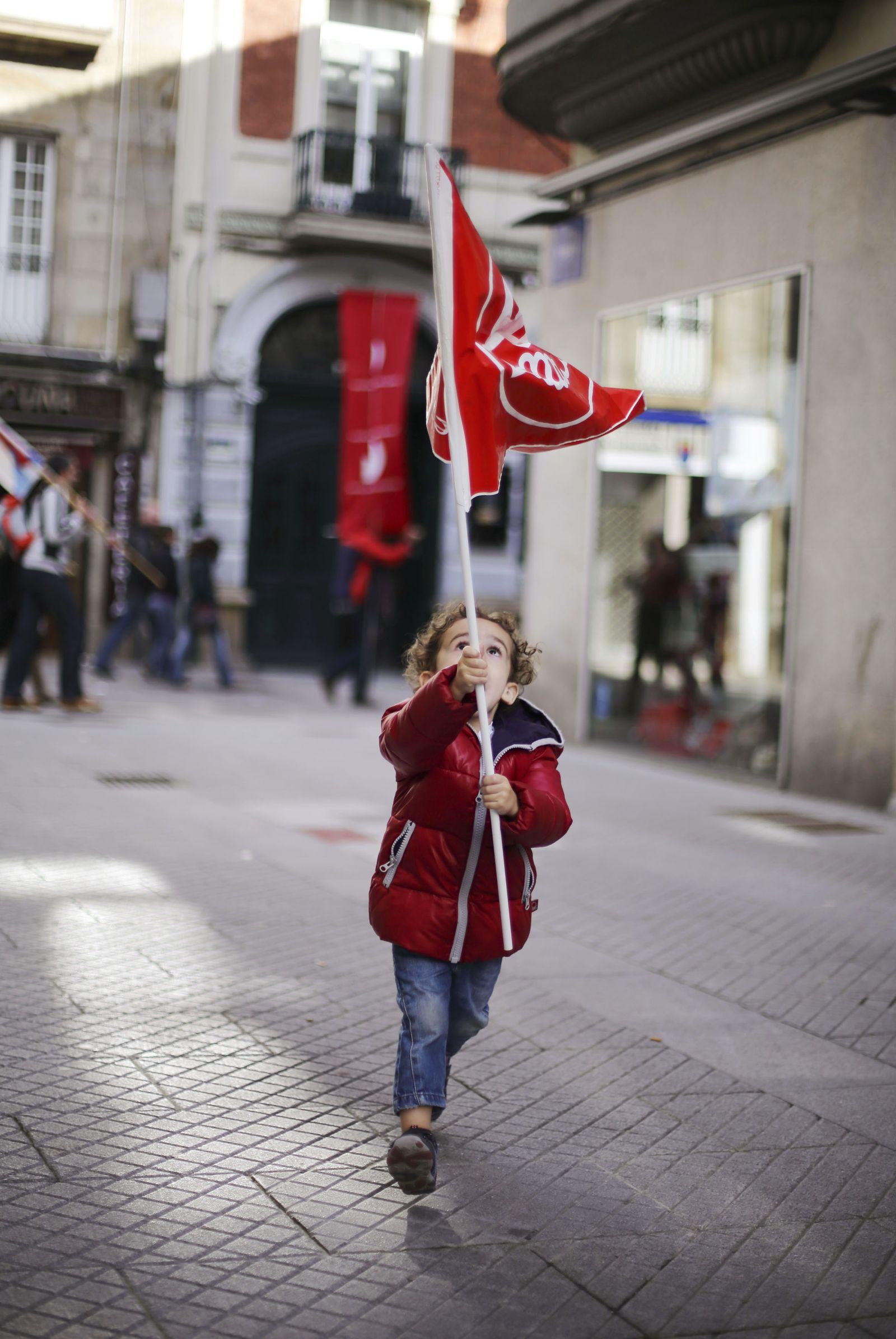 Spanien / Proteste gegen Sparpolitik