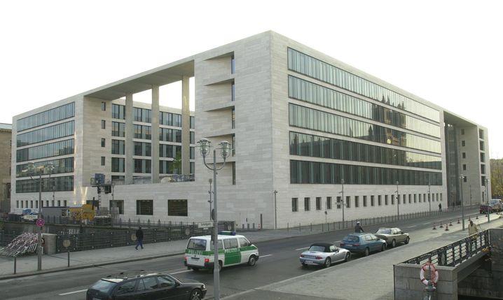 Auswärtiges Amt in Berlin