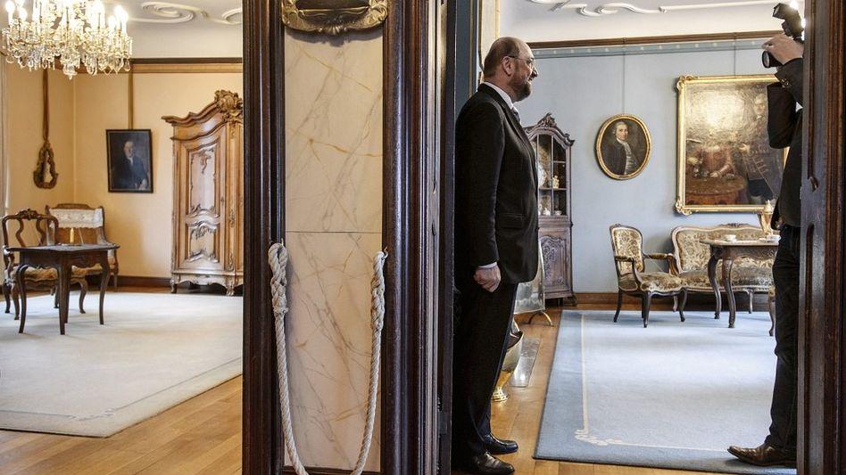 Parlamentarier Schulz: »Wir vertreten 500 Millionen Menschen, aber wir haben eine Wahrnehmung wie der Kreistag von Pinneberg«