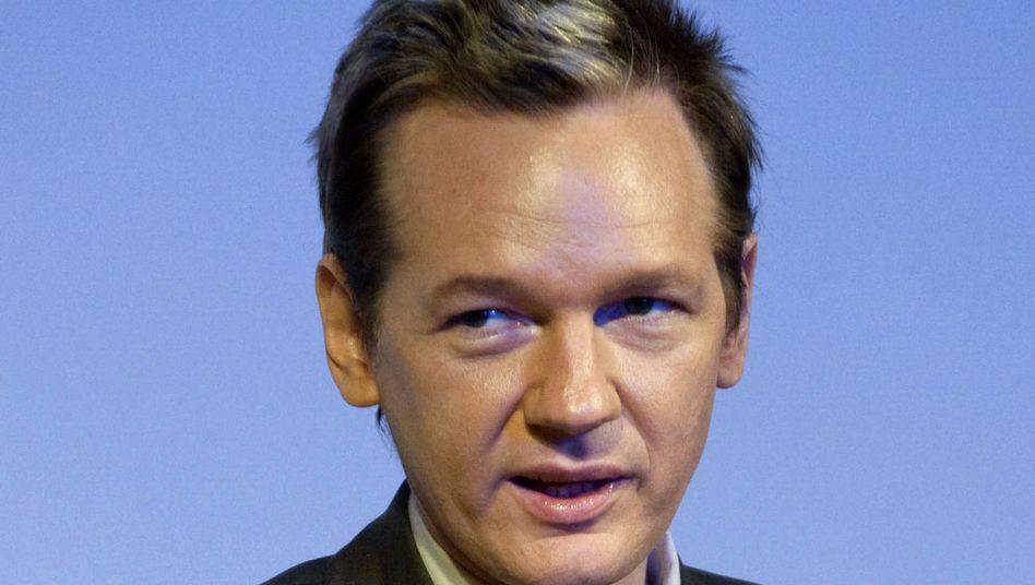 WikiLeaks-Gründer Julian Assange: Keine Antworten auf offene Fragen
