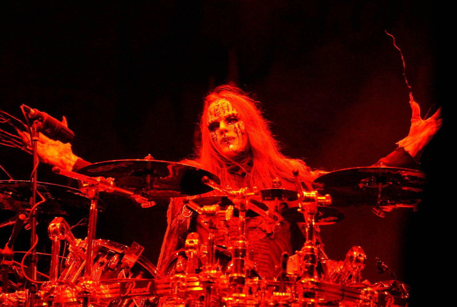 Slipknot co-founder Joey Jordison dies at age 46