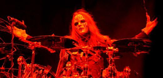 Joey Jordison: Slipknot-Mitgründer und Ex-Schlagzeuger ist tot