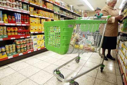 Supermarkt: Konsum soll teurer werden, Lohnnebenkosten dafür billiger