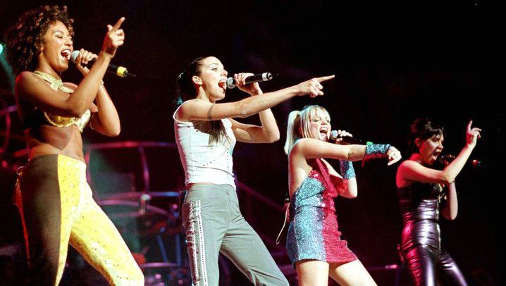 Spice Girls: Freundschaft endet nie