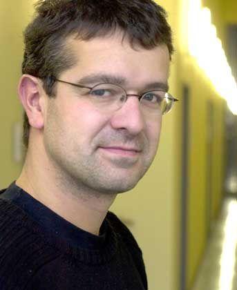 """Hat für die """"Wärme"""" gesorgt: Manuel Andrack"""