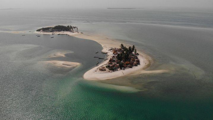 """Turtle Islands: """"Meine Heimat langsam verschwinden zu sehen, ist kein schönes Gefühl"""""""