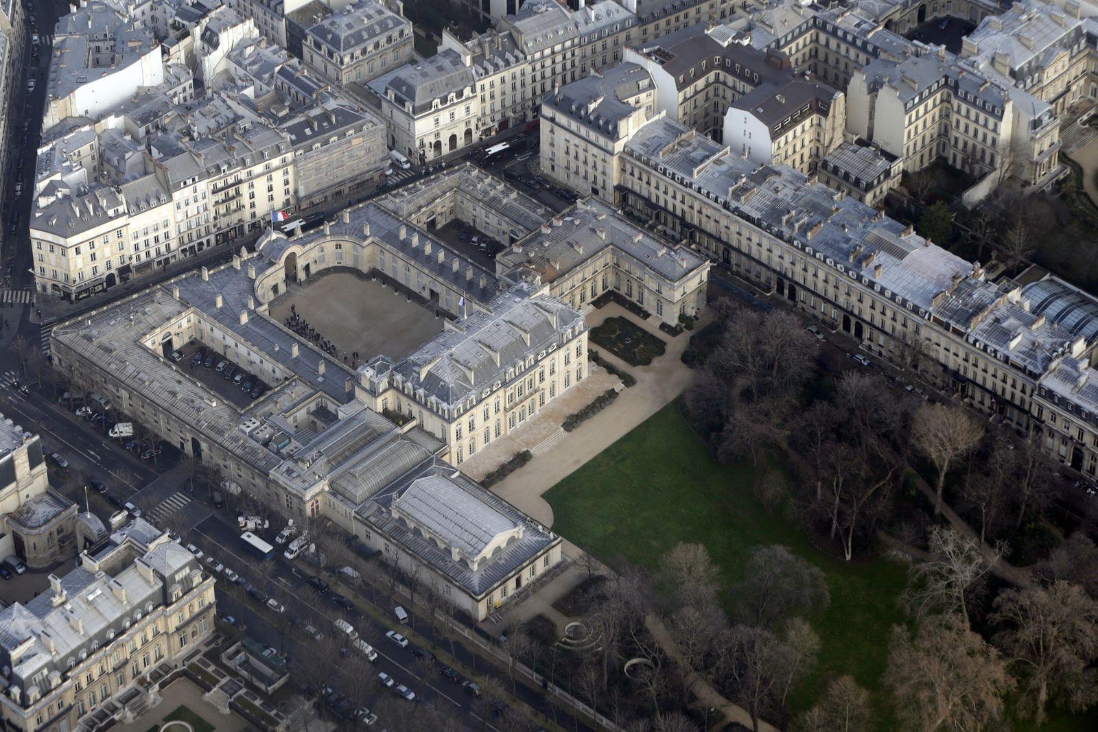 Paris/ Elysee Palace