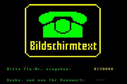 Staatsbetrieb als Digital-Dienstleister: So begann vor Jahrzehnten der Online-Dienst BTX