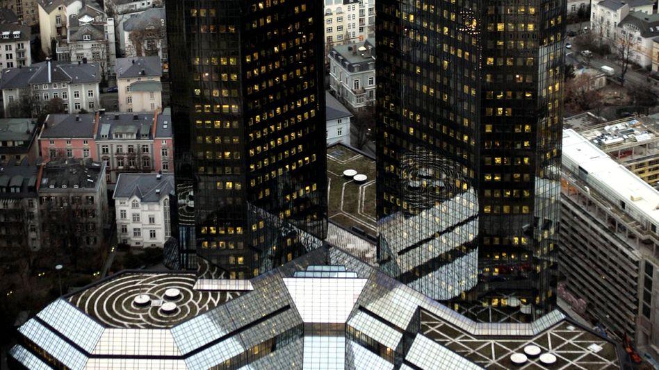 Deutsche Bank: Das Institut versprach den Anlegern hohe Renditen