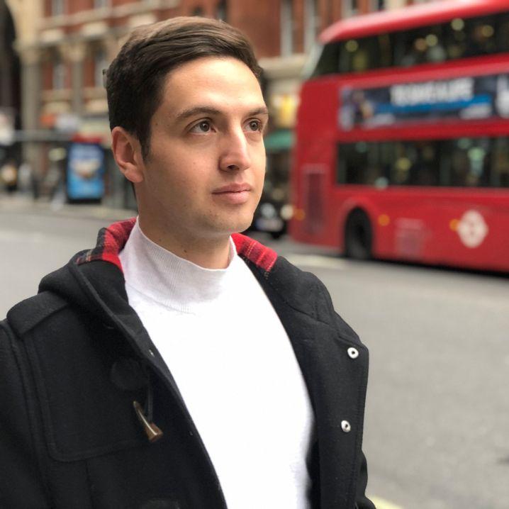 Andrea Carlo in London