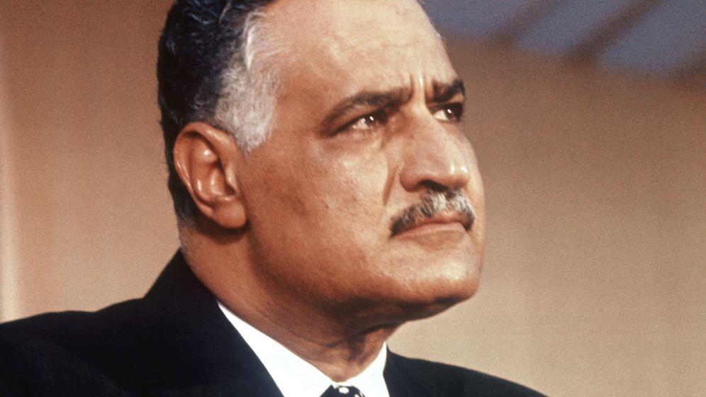 Gamal Abdel Nasser: Der Held der Suez-Krise