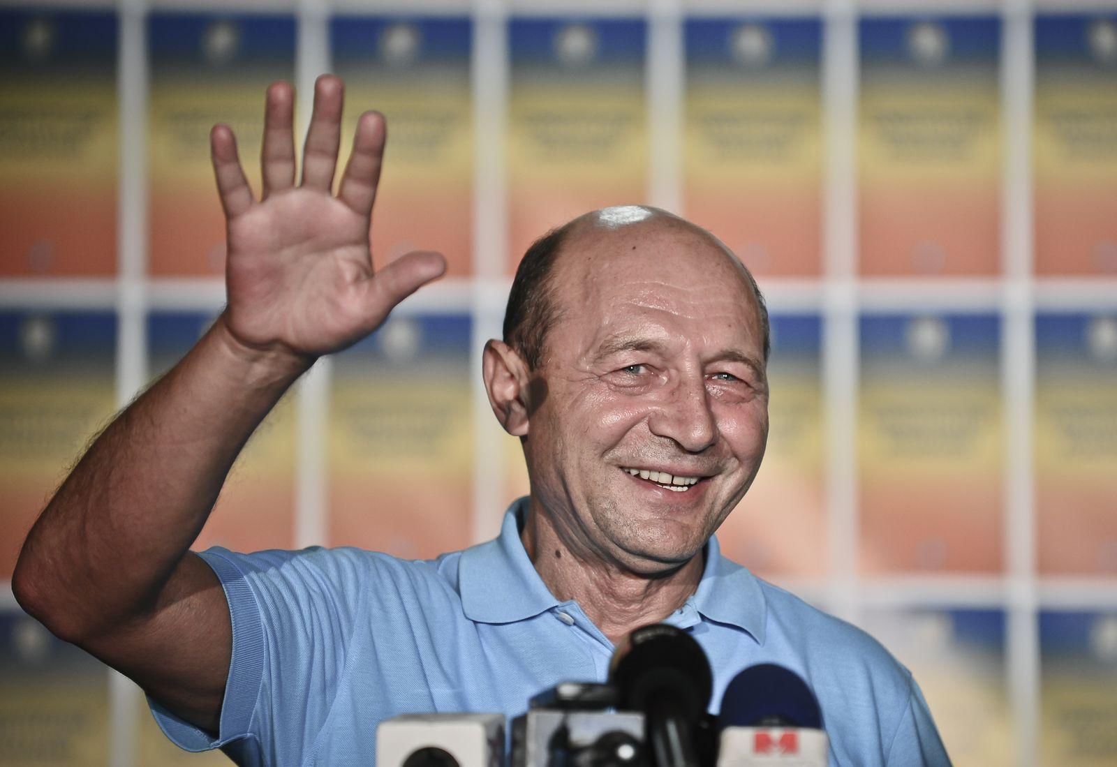 Basescu / Bukarest / President