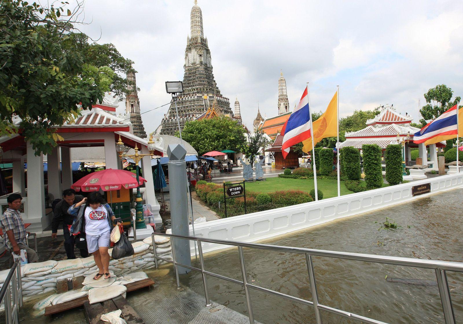 Bangkok Flut