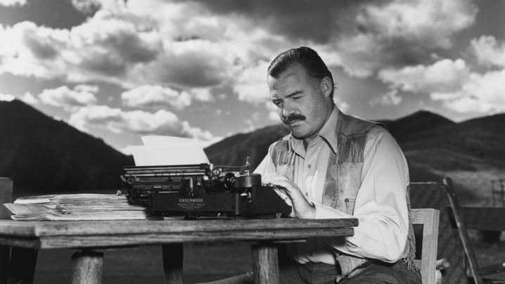 Ernest Hemingway: Ein Mann der Wildnis
