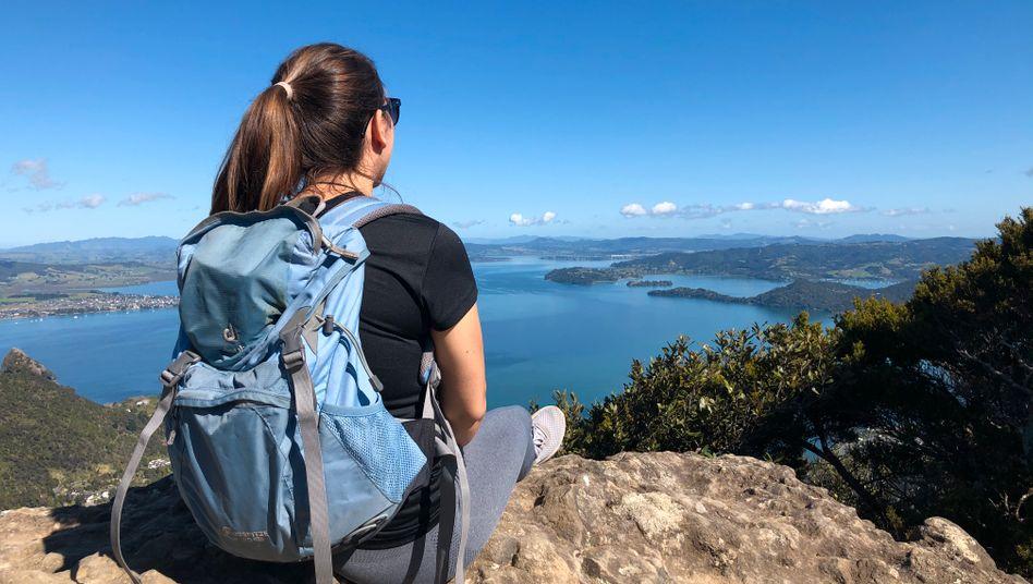 Anne Neumann ist ihrem Freund nach Neuseeland gefolgt und lebt nun auf der Nordinsel