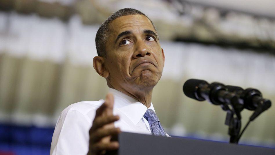 US-Präsident Obama: Keine Verhandlungen