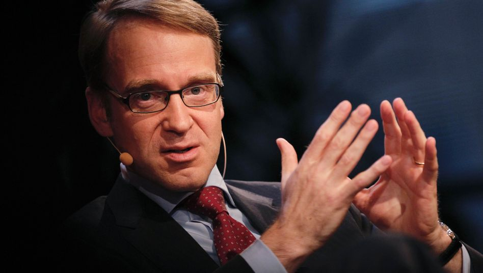 Bundesbank-Präsident Jens Weidmann: Rücktritt erwogen und verworfen