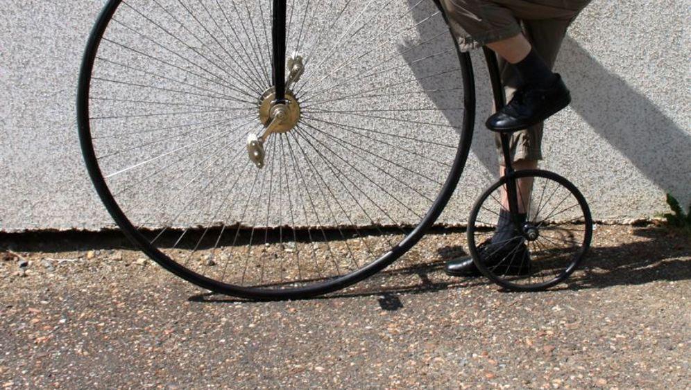 Hochräder: Der etwas andere Thron
