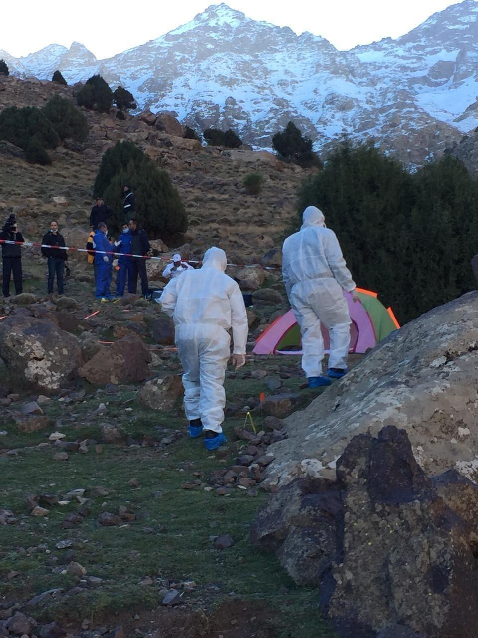 Junge Touristinnen in Marokko getötet