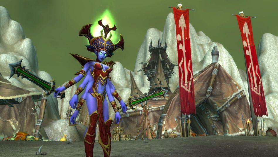 World-of-Warcraft-Spielfigur: Der Protest der Spielergemeinde wurde erhört