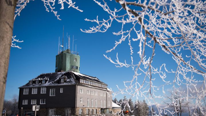 Wetter in Deutschland: Wenn der erste Schnee fällt