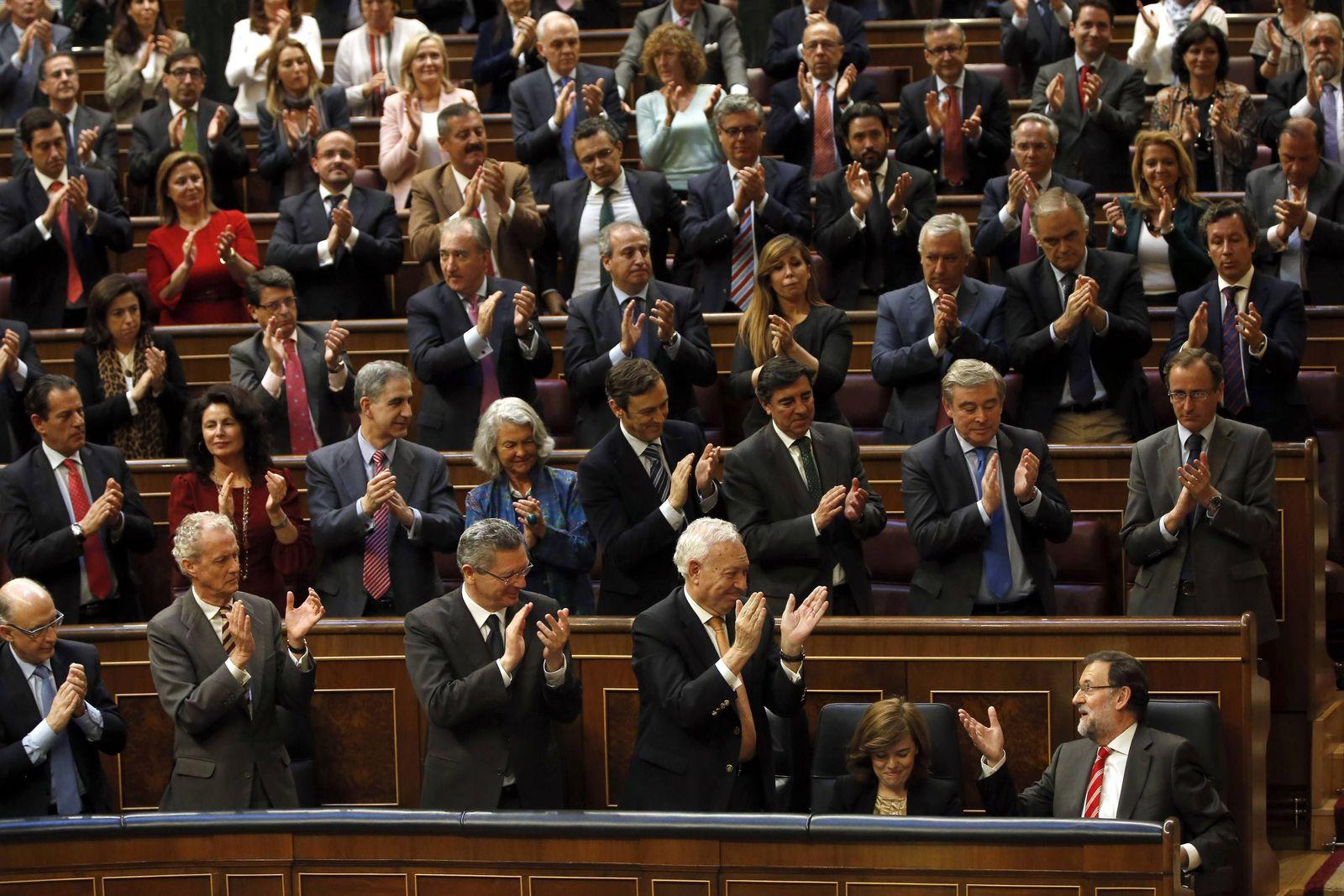 Parelament Spanien/ Katalonien
