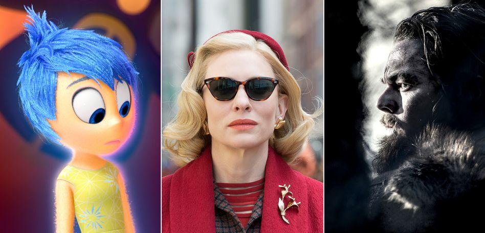 Favoriten der Oscarnacht: Wer wird das Rennen machen?