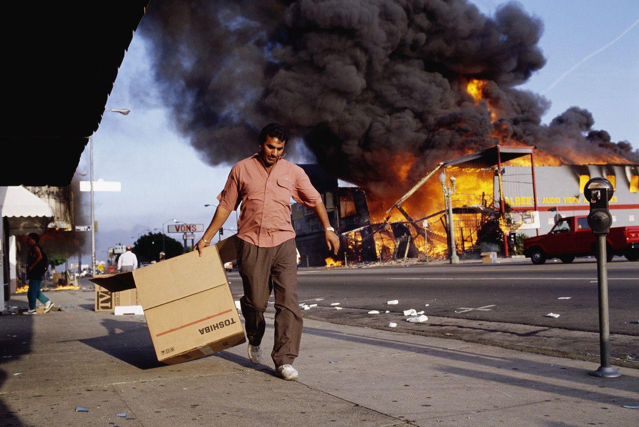 NUR FÜR EINESTAGES - 1992 - Unruhen in Los Angeles