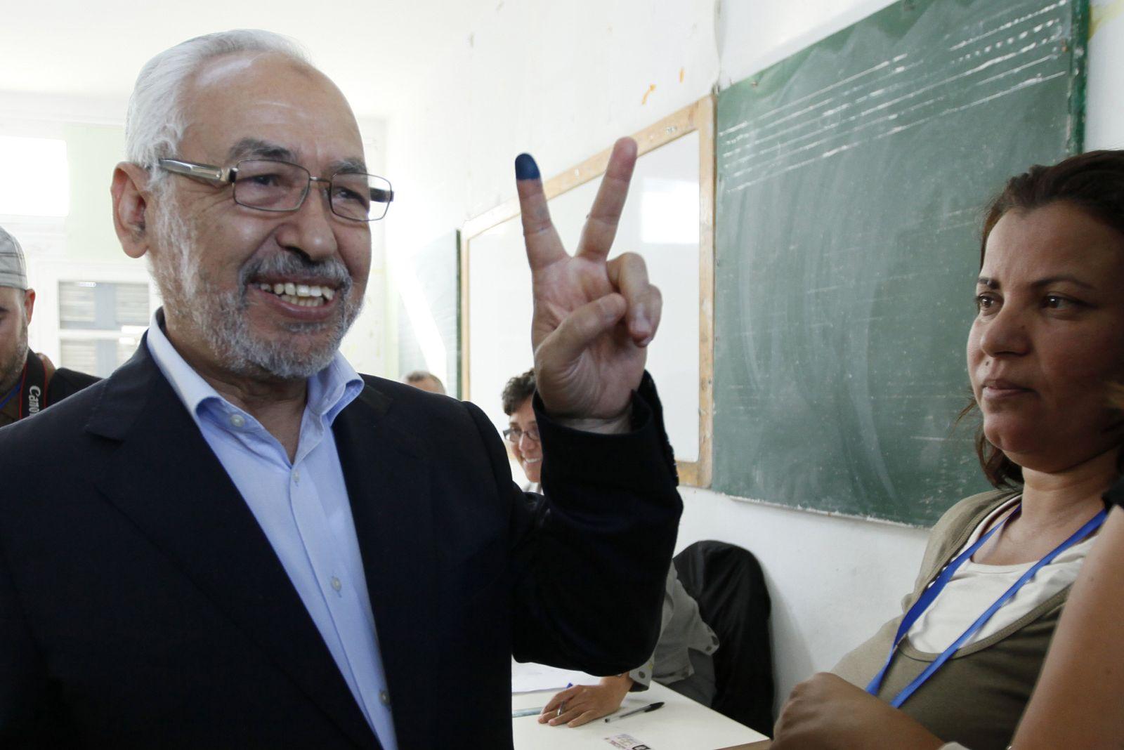 Ghannouchi/ Wahl