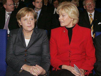 Merkel, Steinbach: Schwieriges Verhältnis zu den Vertriebenen