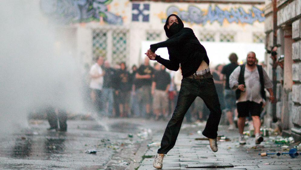 Proteste: Europas Jugend begehrt auf