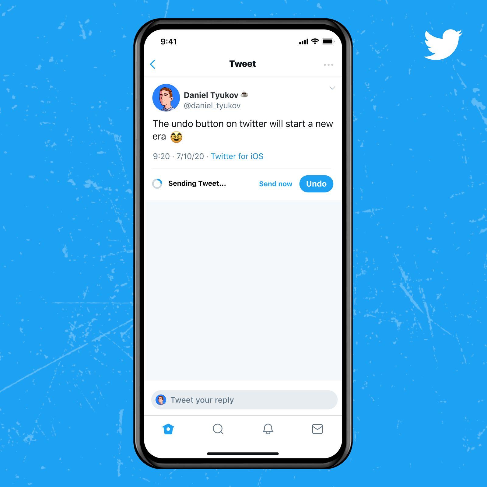 Twitter / feature-undo-tweet
