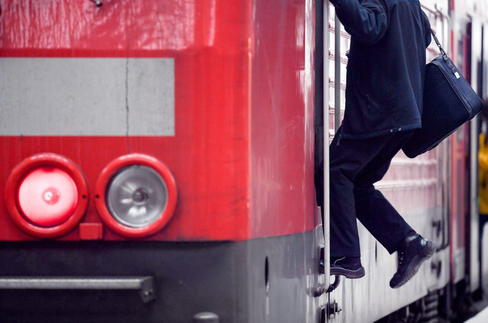 Deutsche Bahn sucht Lokführerinnen