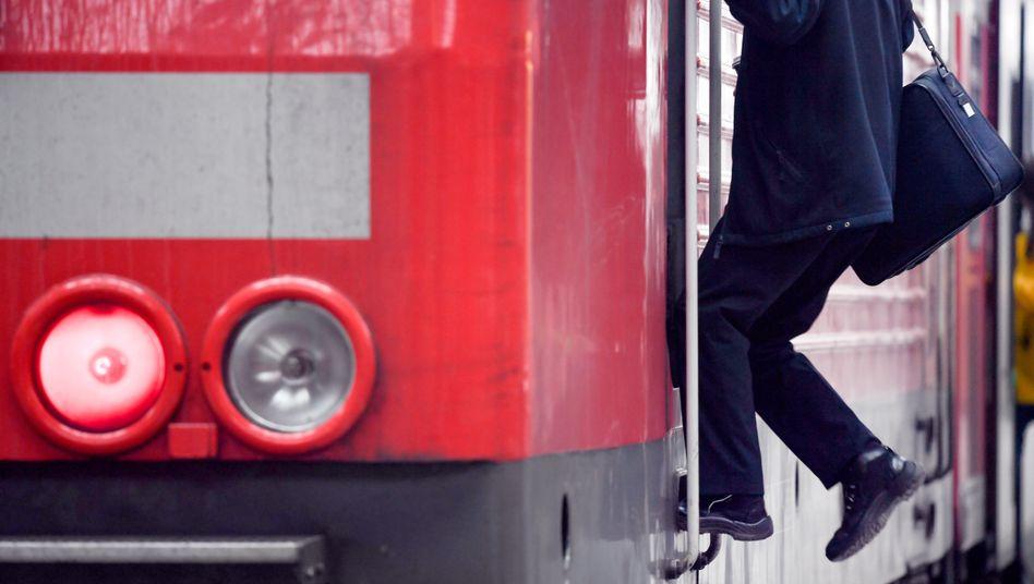 Jobs bei der Bahn sind in der Coronakrise für viele offenbar attraktiv