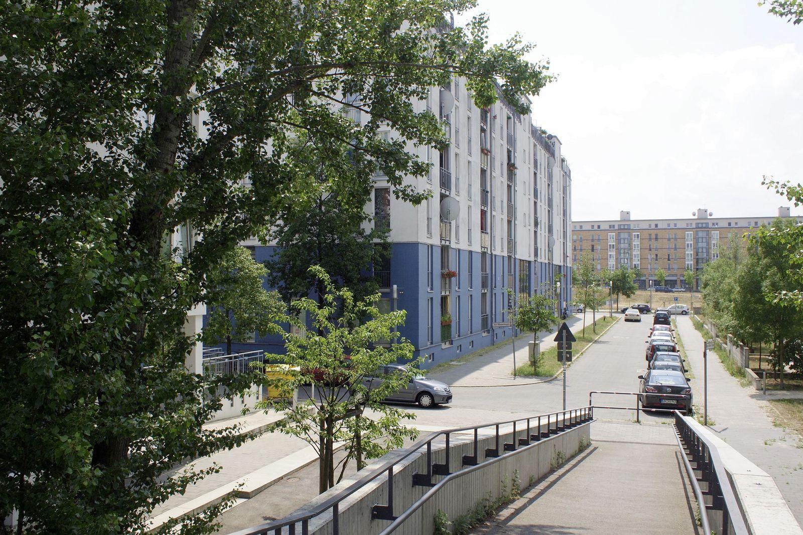 Arbeitsplatz saudische Diplomaten-Wohnung (Boca-Raton-Str.)