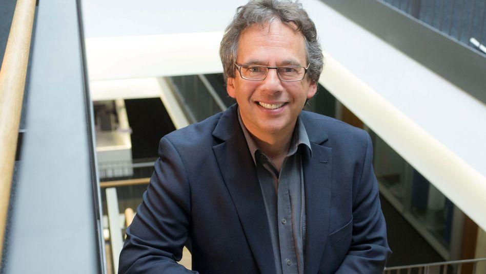 """Fritz Frey, Chef des SWR, wirft den Parteien """"Wegducken"""" vor"""
