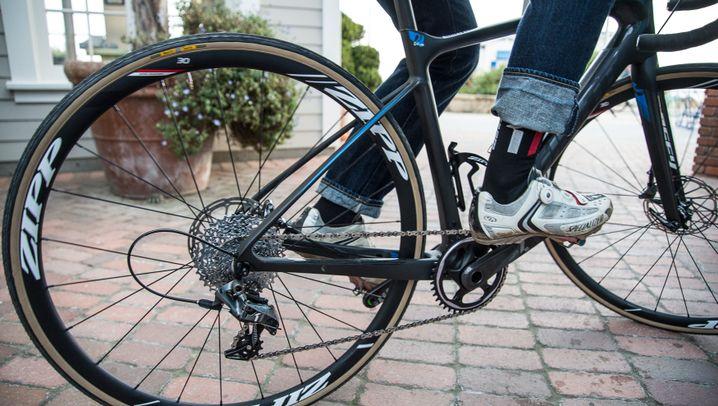 Stilvoll Radeln: Zweiräder für Großstädter