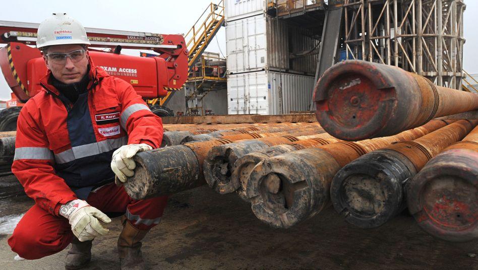 Probebohrungen in Lünne: Neuer Kompromiss bei Fracking-Gesetz