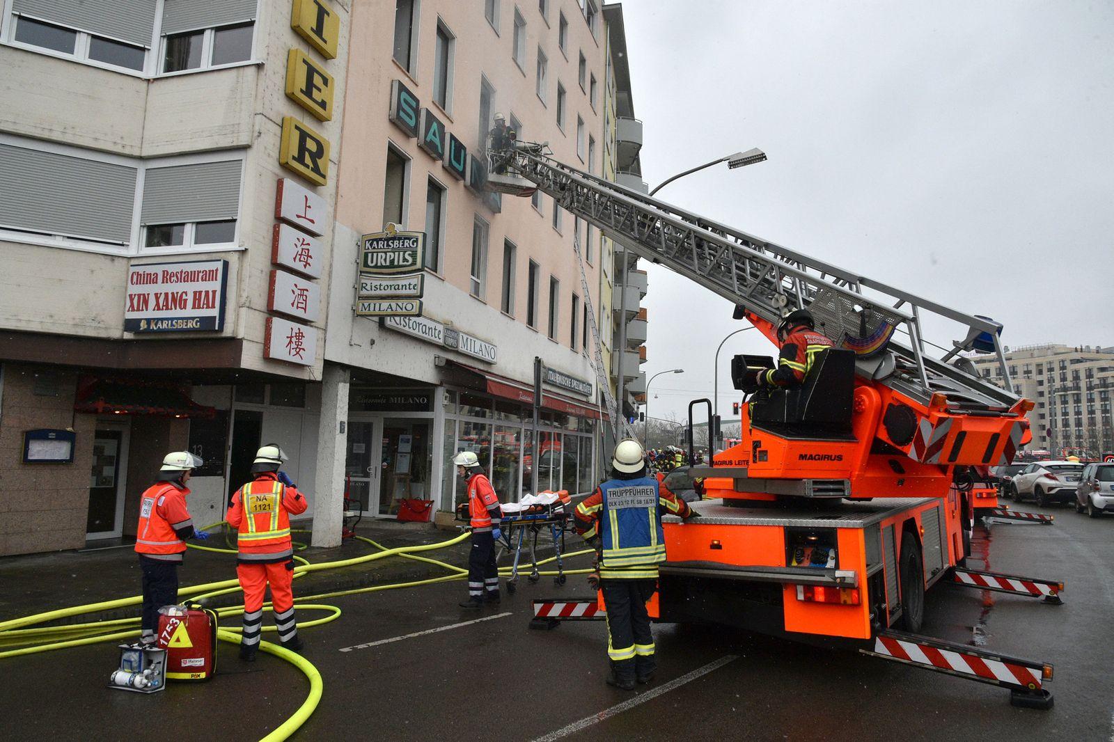 Brand/ Saarbrücken